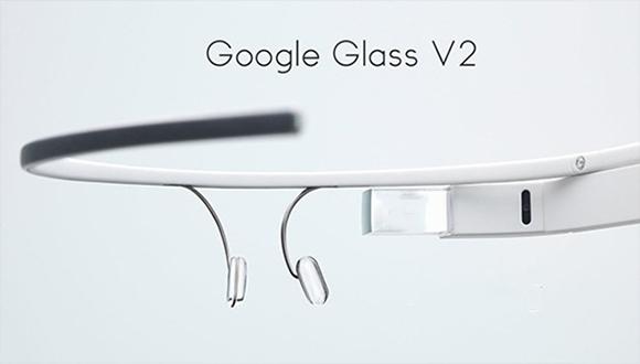Google Glass 2 ile İlgili Yeni Bilgiler!