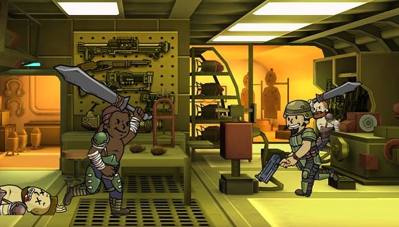 Fallout Shelter Yakında Android'de!