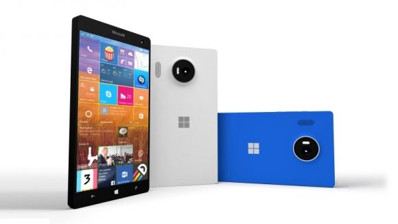 Lumia 950'nin Tasarımı Nasıl Olacak?