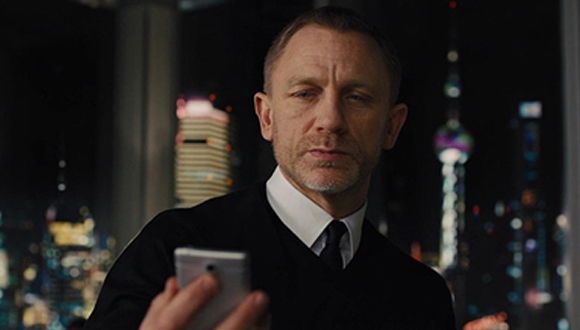 Yeni James Bond Xperia Z5 ile Geliyor