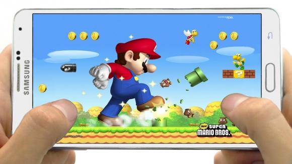 Mario Oyunları HD Kalite Android'de!