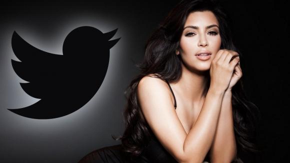 Kim Kardashian İstedi Twitter Yapıyor!