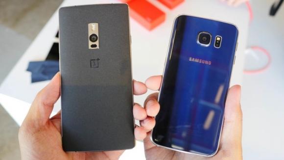 OnePlus 2 ve Galaxy S6 Karşılaştırması