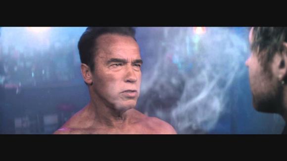 Arnold Schwarzenegger WWE 2K16'da!