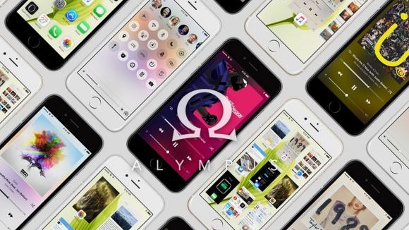 Alympus ile iPhone'u Özelleştirin