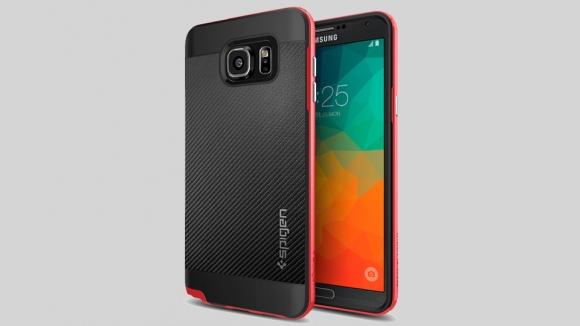 Spigen'in Galaxy Note 5 Kılıfları Göründü