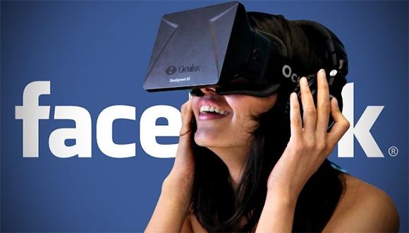 Facebook'tan Sanal Gerçeklik Açıklaması!