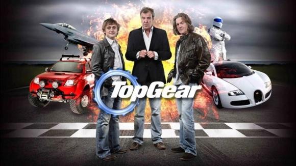 Top Gear Artık Amazon'da!