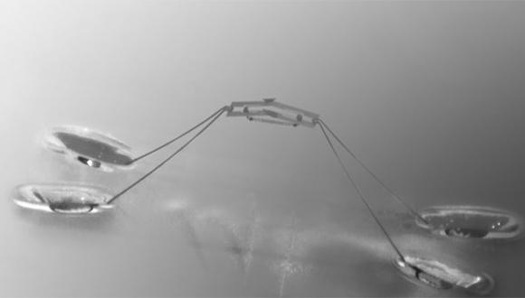 Su Üstünde Zıplayabilen Robot Yapıldı!