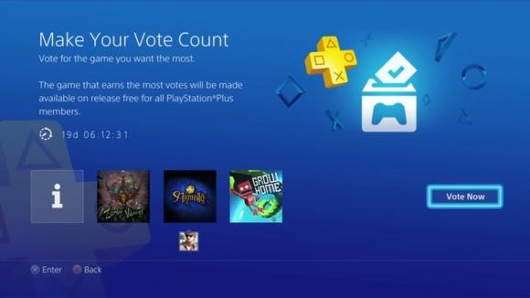 PS Plus Oyunlarını, Oyuncular Seçecek!