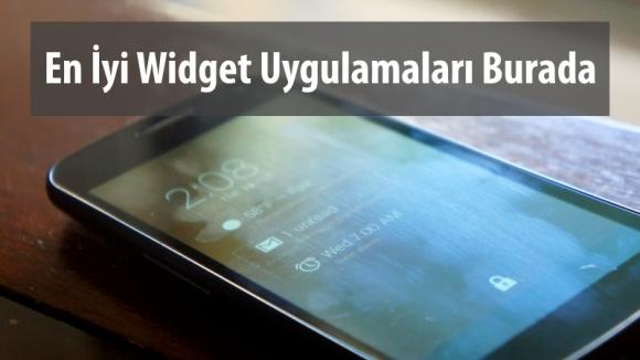 Android için En Yeni ve En İyi Widgetlar