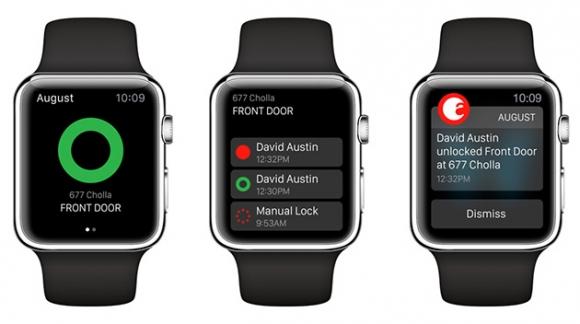 Kapılarınızı Apple Watch ile Açın!
