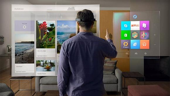 Microsoft HoloLens Dağıtımları Başlıyor!