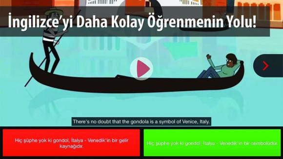 Voscreen ile İngilizce Öğrenmede Yeni Boyut!