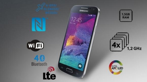 Galaxy S4 Mini Plus Duyuruldu
