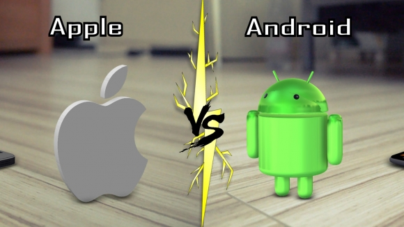 Apple Yükselişte, Android Düşüşte!