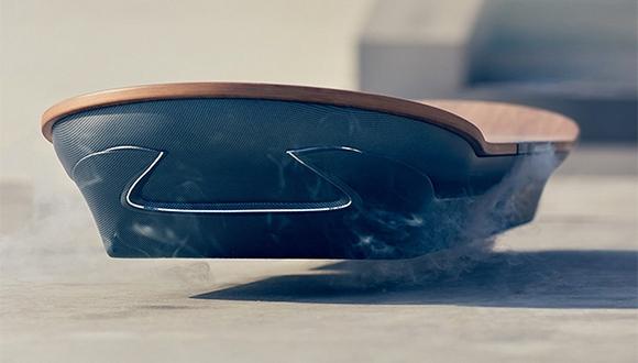 Uçan Kaykay Lexus, Satışa Hazır!
