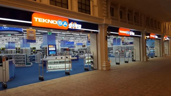 TeknoSA, İstanbul'da 60 Mağazaya Ulaştı