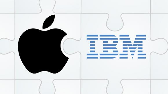 IBM, Apple Dönüşümünü Başlatıyor