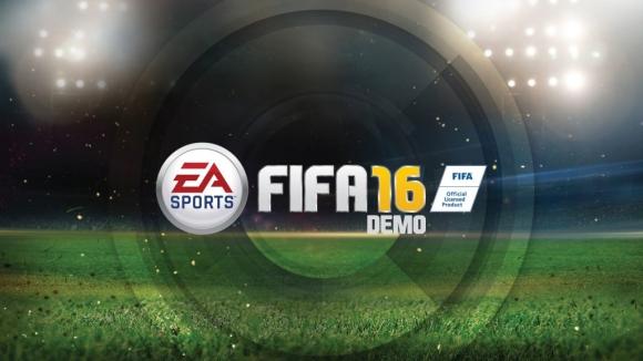FIFA 16 Demosundan İlk Görüntüler