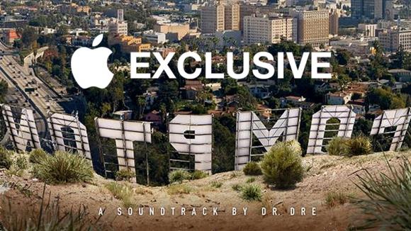 Dr. Dre'nin Yeni Albümü Apple Music'te