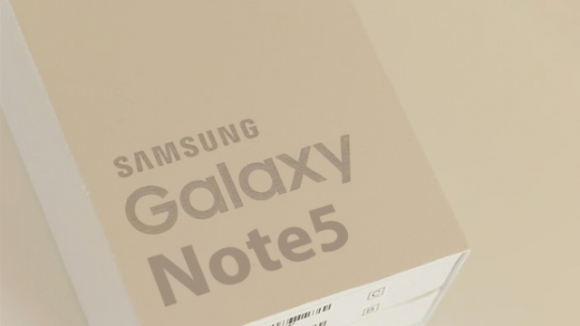 Galaxy Note 5 Kutusu Ortaya Çıktı