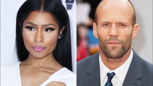 Nicki Minaj ve Jason Statham'ın Oyunları Geliyor
