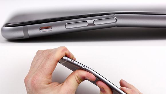 iPhone 6s Kasasına Bükülme Testi!