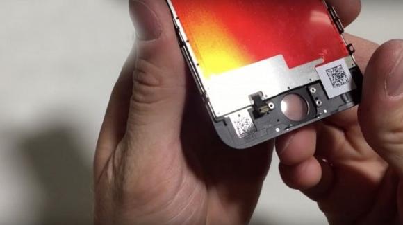 iPhone 6s LCD Ekranı Videoda Göründü!