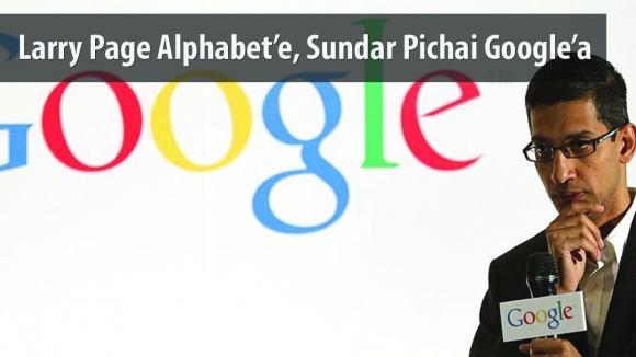 Google'ın Yeni CEO'su Sundar Pichai