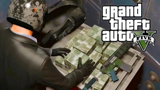 GTA 5'in Satış Rakamları Dudak Uçuklatıyor