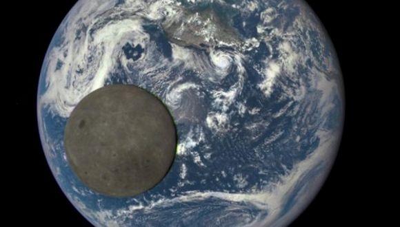 İşte Ay'ın Öteki Yüzü