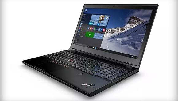 Xeon İşlemcili Yeni Lenovo ThinkPad!