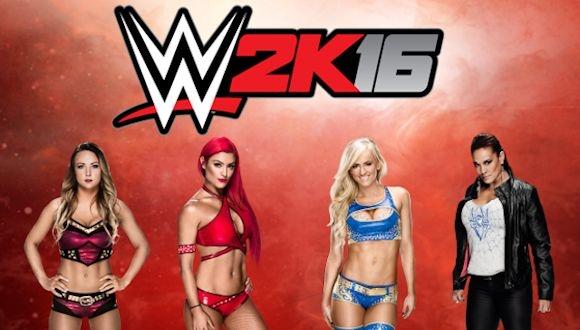 WWE 2K16'da Divalar Ringe Çıkıyor