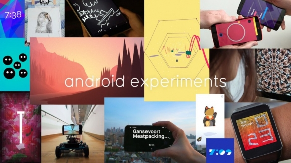 Android Experiments Nedir?