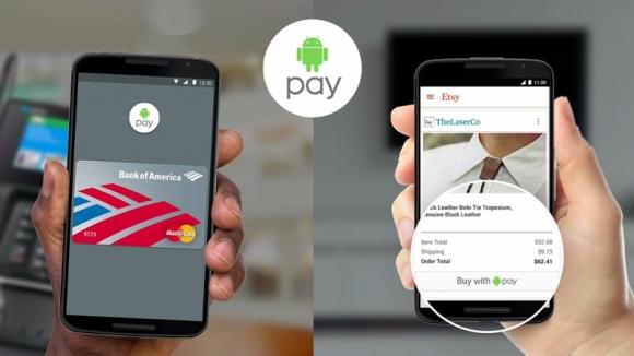 Yeni Nexus, Android Pay ile Gelebilir!