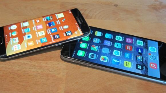S6 Edge+ ile iPhone 6 Plus Karşı Karşıya