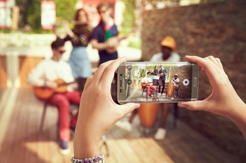 Galaxy Note 5'e Canlı Yayın Desteği!