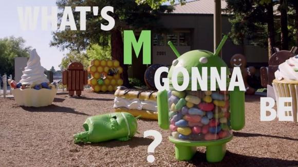 Android M'in Adı Ne Olacak?