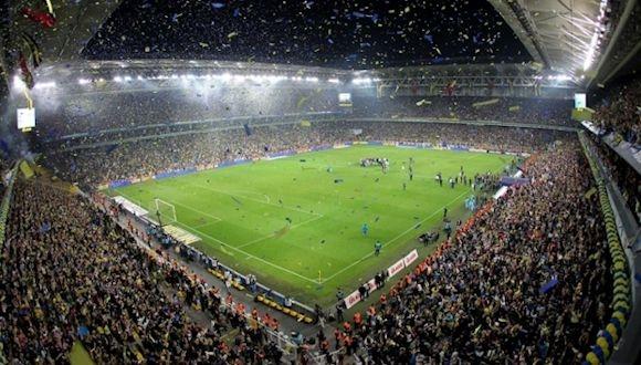 Türkiye'nin İlk 4.5G Destekli Stadyumu