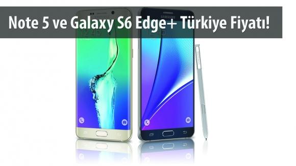 Galaxy Note 5'in Türkiye Fiyatı Belli Oldu