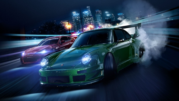 Need for Speed'ten Oynanış Videosu