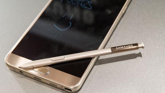 Galaxy Note 5 TV Reklamı Yayınlandı