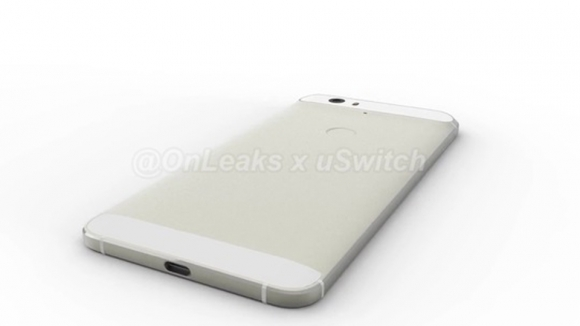 Huawei Nexus Render Görüntüleri Sızdı