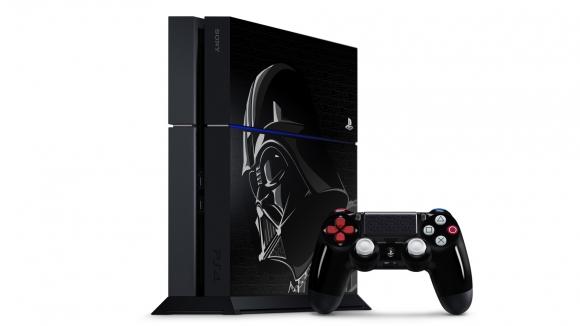 Star Wars Temalı PS4 Geliyor