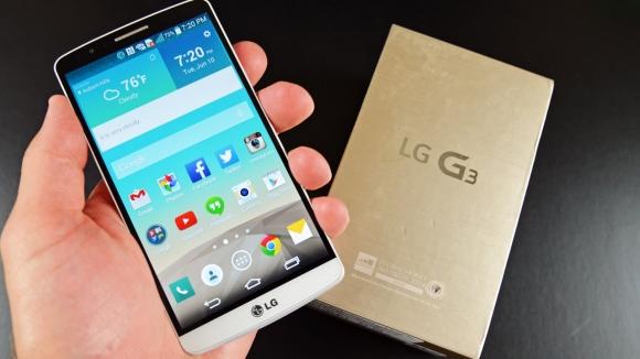 LG G3 İndirime Girdi