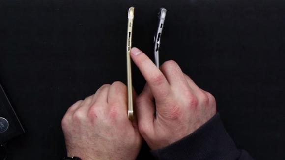 iPhone 6s Bükülme Testi Yayınlandı!