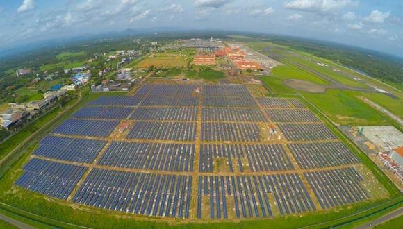 Havaalanı Güneş Enerjisiyle Çalışıyor!