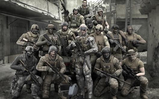 Dünden Bugüne Metal Gear Solid