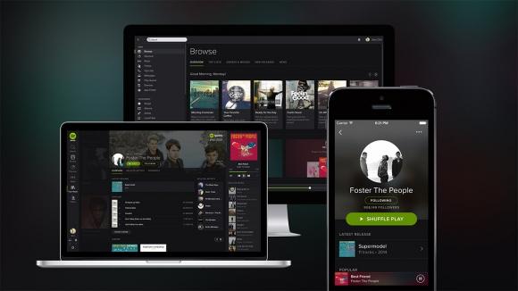 Spotify ile KonserleriKaçırmayın